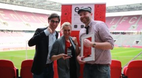 OnPage.org gewinnt den eco Start Up Award 2013