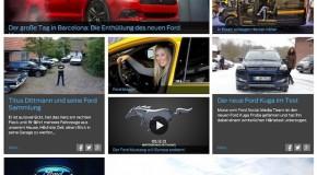 Ford startet deutschsprachigen Blog