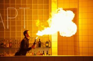 Cocktailshow - Flair Bombs