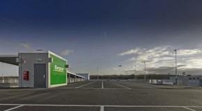 Europcar eröffnet neues Mietwagen-Servicecenter