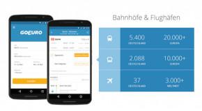 Diese App findet über 300 Millionen Reiserouten