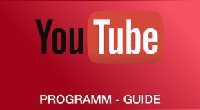 """Weltweit erster Programm-Guide(EPG) für YouTube Technologie-Startup """"YOOU.BUZZ"""" entwickelt moderne """"TV-Zeitschriften"""""""