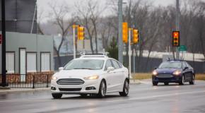 Ford verdreifacht Flotte autonomer Entwicklungs-Fahrzeuge