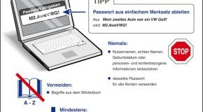 Internetnutzer sollten Passwörter regelmäßig ändern