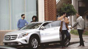 car2go und Mercedes-Benz setzen mit neuen CLA und GLA Modellen in Nordamerika voll auf Carsharing