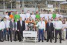 SKODA feiert 13-millionsten Motor aus Mladá Boleslav und beginnt Bau des neuen 1,0 TSI
