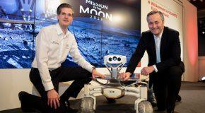 Deutschlands erste Mondlandung: Vodafone bringt LTE-Netz ins All