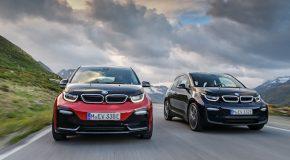 Der neue BMW i3, der neue BMW i3s