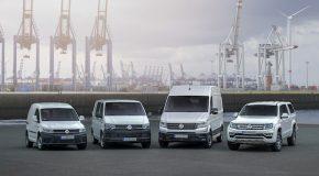 Volkswagen Nutzfahrzeuge liefert per Juli 286.800 Fahrzeuge aus