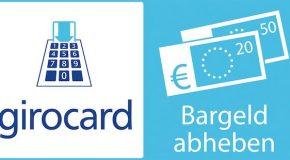 Standardisierte Bargeldauszahlung beim Händler